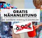 [makerist.de] Nähanleitung + Schnittmuster + bebilderte Anleitung zur Anfertigung eines T-Shirts für Kinder (eBook) gratis statt 6,90€