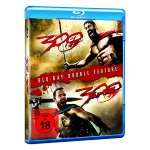 (Real) 300 & 300 - Rise of an Empire (Blu-ray) für 7,99€