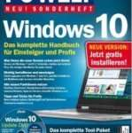 PC Welt -Windows 10 kompakt gratis -Erinnerung