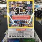 3 für 2 Spiele Aktion (Ps4 - Xbox One) bei Medi Max Bad Nauheim