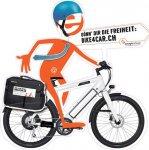 [Schweiz] BIKE4CAR 2016: 2 Wochen lang gratis ein E-Bike testen + Kostenlose 4-monatige Mobility Carsharing Testmitgliedschaft