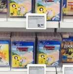 Adventure Time PS4 PlayStation 4 Lokal Berlin Spandau Saturn