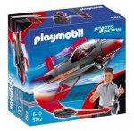 [real.de] Playmobil 5162 Click & Go Shark Jet für 9€ bei Marktabholung statt ca. 20€