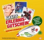 Pritt Einweg-Korrekturroller »ECOmfort« + Erlebnis Gutschein (Wellness, Freizeit, Sport) ab 3€