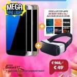 Samsung S7 + Gear Vr und 6 VR Spiele