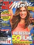 TV Movie  27 Ausgaben / 13 Monate für 4.80€