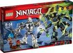 ToysRUs: Lego 70737 für 32,98€ mit kostenloser Starcard bzw 37,98€ ohne (nächster idealo 42,89€)
