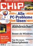 6 Ausgaben Chip mit DVD für eff. 7,40€ durch ShoppingBON inkl. Amazon oder für 5,47€ durch PAYBACKpunkte und Gutschein