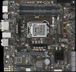 [computeruniverse] Mainboard ASUS P10S-M WS (C236, Sockel 1151, ECC-Unterstützung, 8x SATA3, 2x GB-LAN, mATX)