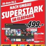 [Lokal Dresden] Media Markt Elbepark - Angebote nach Umbau