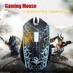 USB Gaming Maus für 1,- € inkl. Versand