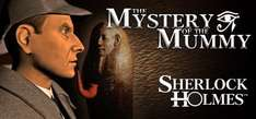 [Steam] Sherlock Holmes: The Mystery of the Mummy