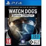 Watch Dogs Complete Edition uncut für PS4 inkl. Vsk für 24,63 € > [amazon.fr]