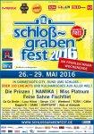 Heute bis Sonntag: Schlossgrabenfest Darmstadt mit Namika, Seven, Miss Platnum, Feine Sahne Fischfilet, Prinzen, Tüsn, Cäthe, Stefanie Heinzmann, Boppinx27 B