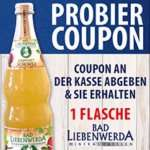 [Getränkeland] Rostock - Flasche Bad Liebenwerda kostenlos