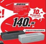 [Lokal Media Markt Karlsruhe] BOSE Soundlink Mini II für 140 Euro