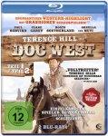 [Amazon Prime] Doc West - Teil 1 & Teil 2 (Doc West - Nobody ist zurück / Doc West - Nobody schlägt zurück) [2 Blu-rays]