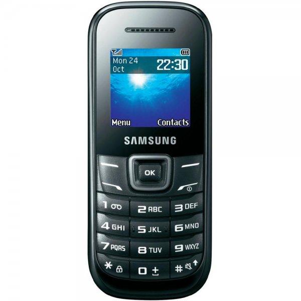 Prepaid Handy Samsung E1200i inkl. 5€ Startguthaben für 14,99€ [Penny]