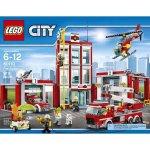 [MyToys] Nur heute: 23% Rabatt z. B. Lego City Große Feuerwehrstation (60110) für 59,54€ inkl. VSK statt 74,90€
