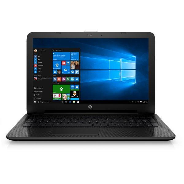 "[NBB] HP 15-ac155ng Notebook / 15,6"" Full HD / Intel Pentium Quad-Core / 4GB / 128GB SSD / Windows 10 306,99€"