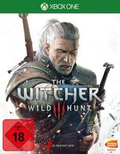 [XBOX One DL-Key] The Witcher 3 - Wild Hunt @Amazon.com - 24,41€