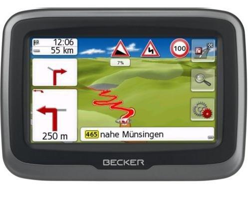 Becker Mamba. 4 CE LMU - Navigationsgerät für Motorräder 249,90€