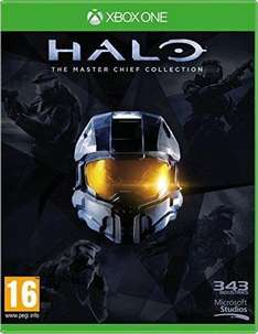 (Cdkeys) Halo: The Master Chief Collection (Xbox One) für 9,02€