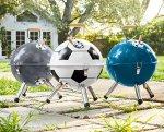 Mini Kugelgrill verschiedenene Designs Aldi Nord für 12,99 Euro ab 06.06.2016