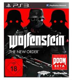 (Saturn) Wolfenstein: The New Order (PS3/Xbox 360) für 5€