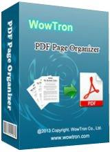 Wow Tron PDF Page Organizer 1.1 - kostenlos statt 35$