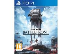 [MediaMarkt.at - Online] Star Wars Battlefront PS4 18€