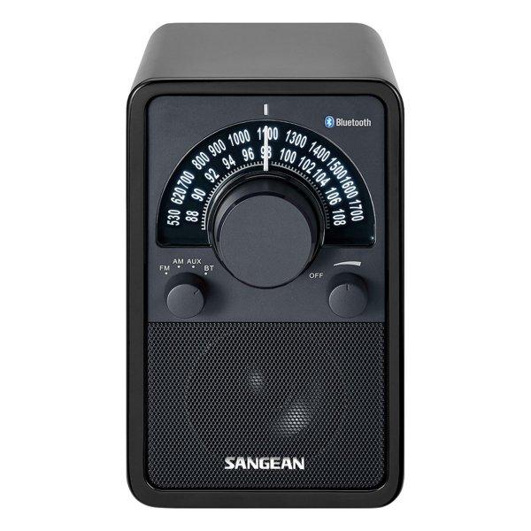(amazon.de) Sangean WR-15BT Bluetooth-Radio (NFC, UKW/MW-Tuner, 7 Watt Breitbandlautsprecher, AUX-IN) schwarz EUR 78,-- inkl Versand.