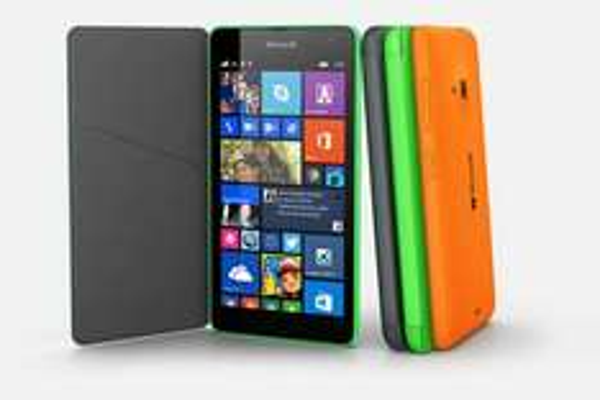 Microsoft EM-Aktion Lumia 435 (53,40 Euro) und Lumia 535 (71,40 Euro)