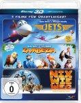 (Amazon Prime) Zambezia, Jets, Nix wie weg [3D Blu-ray] für 12,99€