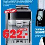 Radiomarkt GE (lokal): Siemens TE613501 Kaffeevollautomat für 622€ (Idealo 666€)