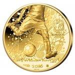 100 Euro Goldmünze zur Fussball EM - 10fach Paybackpunkte - 10% Paypal für die Gutscheininhaber