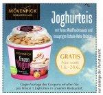 [Höffner] Joghurteis MÖVENPICK GRATIS nur vom 1.06 - 28.06