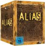 (Amazon Prime) Alias – Komplettbox Staffel 1-5 (DVD) für 22,57€
