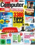 Computer Bild: 6 Ausgaben mit DVD für 18,90 € + 15 € Drivers-Choice- oder Amazon-Gutschein