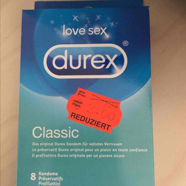 [Lokal-Duisburg] Durex Classic 8 Kondome