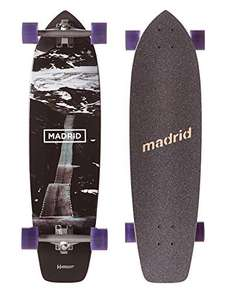 @Amazon: Madrid Skateboard Standard Forty 34 Road, One size für 55,98