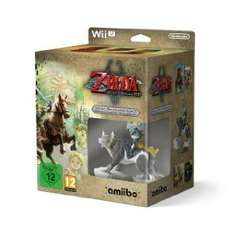 [saturn.at] The Legend of Zelda: Twilight Princess HD Limited Edition [Wii U] für 25,00€ + VSK von DA Packs (7€)