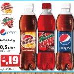 [ Thomas Phillips] Pepsi Mountain Dew und Schwip Schwap für 19 Cent !!!