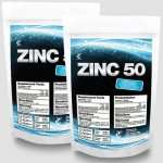 [Ebay] 2x 500 Kapseln 50mg Zink Zingluconat