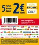 Real bundesweit, KW 25, Thomy bis 30% Rabatt plus 2€-Coupon ab 5 Artikel