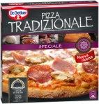 [Real] Dr. Oetker Tradizionale (und regulär) Pizza, Pizzaburger, mit 50 Cents Coupon für 1,72 Euro, evtl. gratis Pizzaschneider
