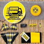 Versandkostenfrei bestellen im BVB-Onlineshop