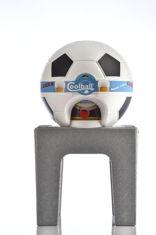 CoolBall - Bierfasskühler / Bierkühler 5 Liter inkl. drei Kühlakkus und Zapftisch für 24,99€ @ Buyfox
