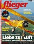 Fliegermagazin im Jahresabo (12 Ausgaben) für eff. 9,60€ bzw. 14,60€