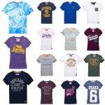 [ebay WOW] Superdry T-Shirts für Damen und Herren für 13,95 € inkl. Versand